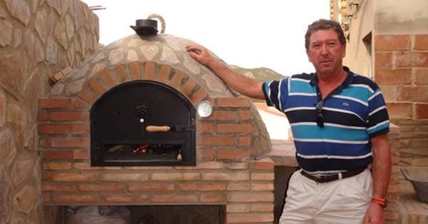 fabricar tu propio horno de leña