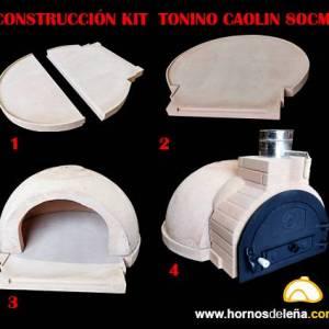 Baukasten für Holzöfen