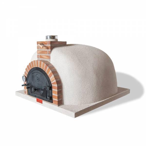 традиционная дровяная печь