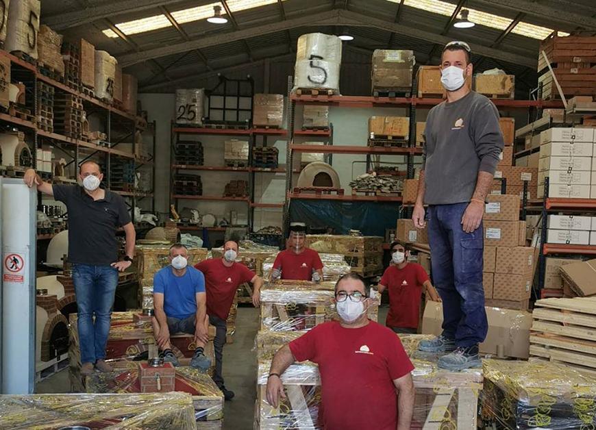 завод и продажа дровяных печей